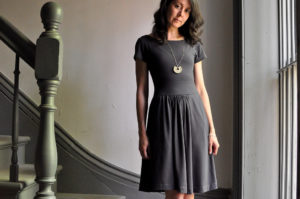 DARK GREY COLETTE MONETA