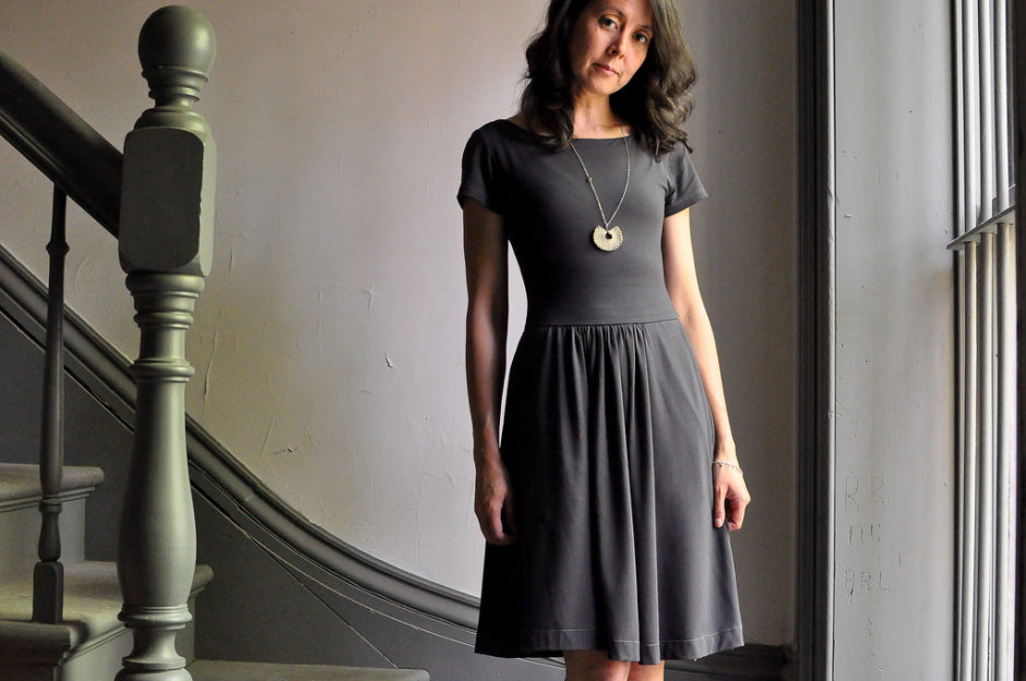 Bamboo Jersey Moneta Dress