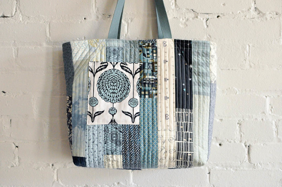 Quilt As You Go Carryall
