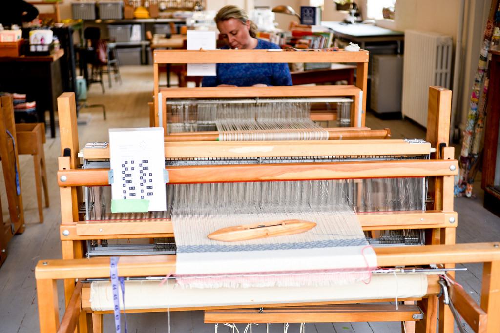 floor loom | make something